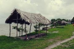 Awas - wioska społeczności Miskito
