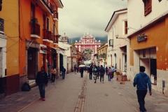 Ayacucho - główny deptak