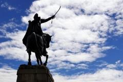 Pomnik Antonio Jose de Sucre