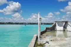 Bacalar - Wyspa Piratów