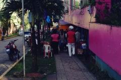 1. Ulice Bluefields