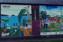 2. Mural w Bluefields