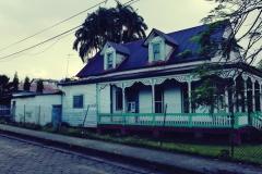3. Tradycyjny architektura Bluefields