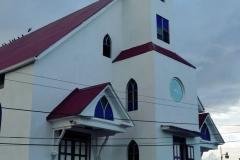 4. Kościół morawski w Bluefields
