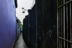 8. Droga prowadząca do portu w Bluefields