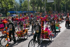 Dia de los muertos parade 2016 (5)