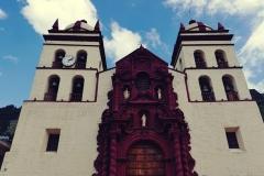 Katedra San Antonio na Plaza de Armas