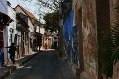 Pocztówkowe uliczki Kartageny