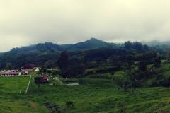 Finca Mocambo niedaleko Salento, gdzie spędziliśmy dwie noce