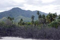Góry Sierra Nevada de Santa Marta nieopodal Palomino