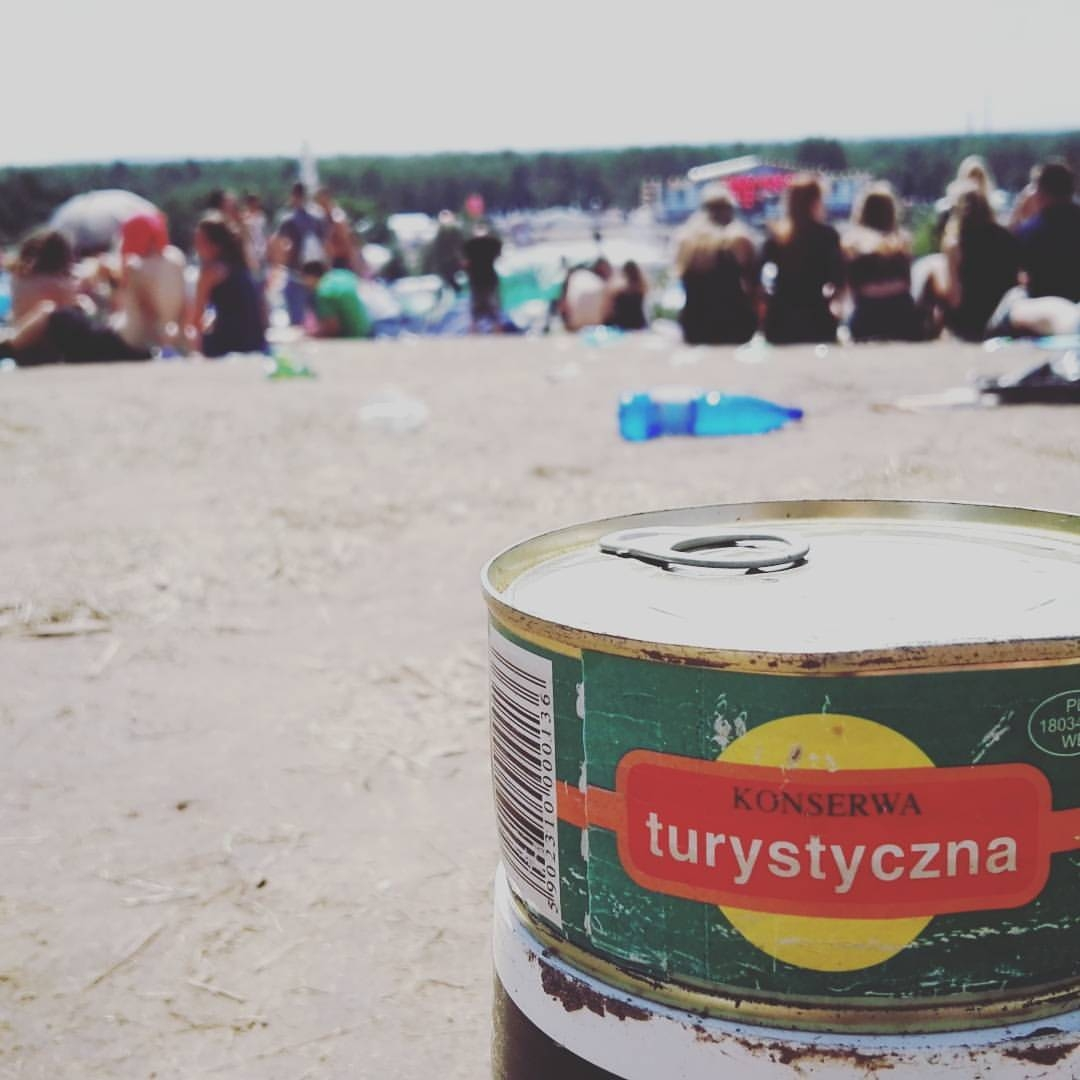 Konserwa na Woodstocku