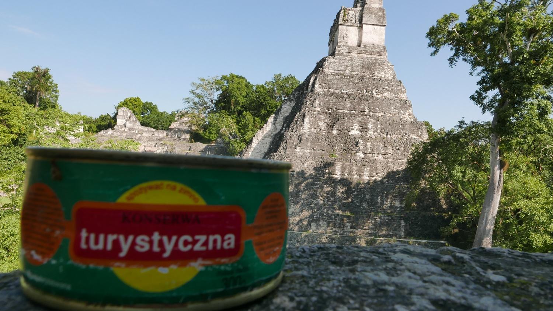 Konserwa w Tikal