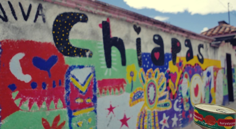 Konserwa w Chiapas