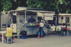 Miejscowy food truck
