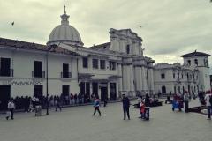 Popayan - białe miasto