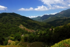 Minca - góry (2)