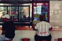Cafe Coca-Cola i Rocky Balboa (hue hue)