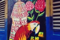 Mural w Casco Viejo