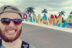 Panama, dziwko!