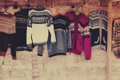 Najpopularniejszy model swetra w Ameryce Południowej