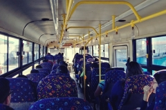 Autobus miejski w San Jose