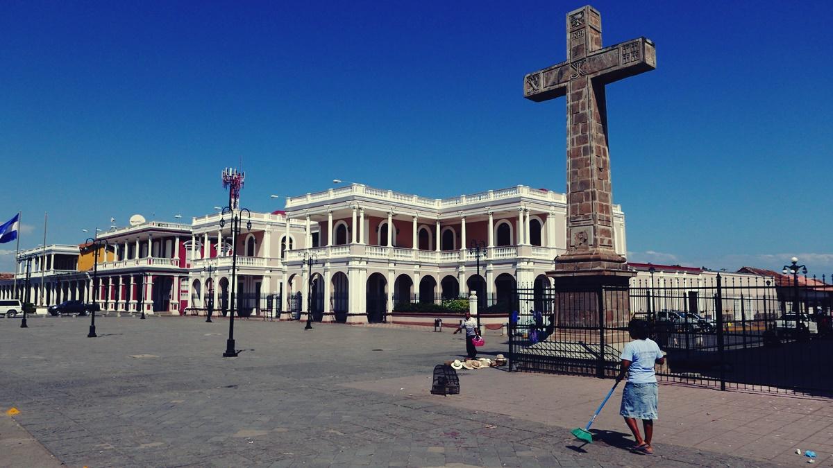 2. Główny plac Granady