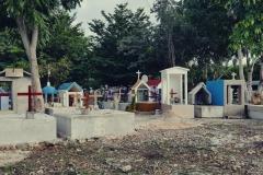 cmentarz w Tulum