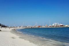 Plaża w Santa Marta