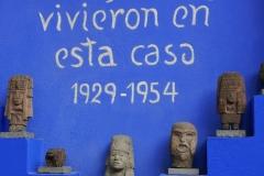 Konserwa w Muzeum Fridy Kahlo