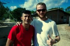 Ja i mój nauczyciel Llamar