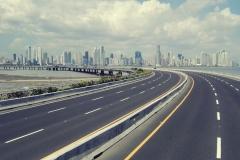 Autostrada na wyspę Causeway