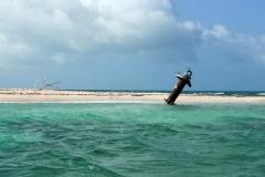 Za kilkadziesiąt lat wszystkie wyspy perłowe czeka zapewne taki los