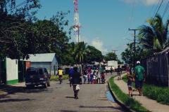 Główna ulica Perłowej Laguny