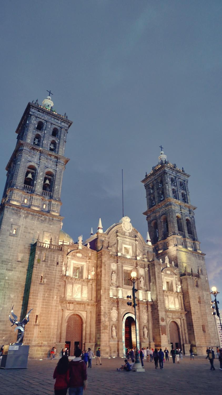 3. Puebla - katedra