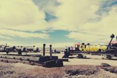 Cmentarzysko pociągów